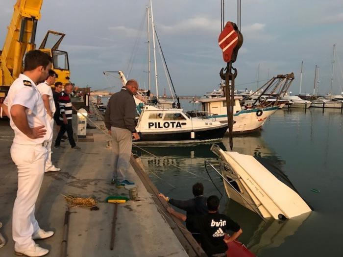 Tragedia in mare a Termoli, scatta l'inchiesta per omicidio colposo plurimo
