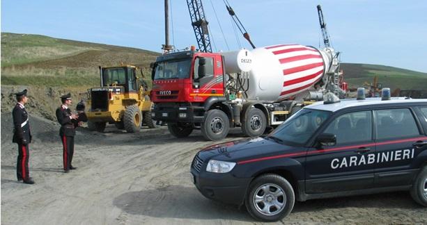 Blitz nei cantieri di Isernia e provincia, scattano multe per 100mila euro