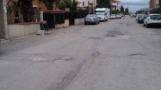 Strade di lottizzazione a Termoli, messa in sicurezza vicina
