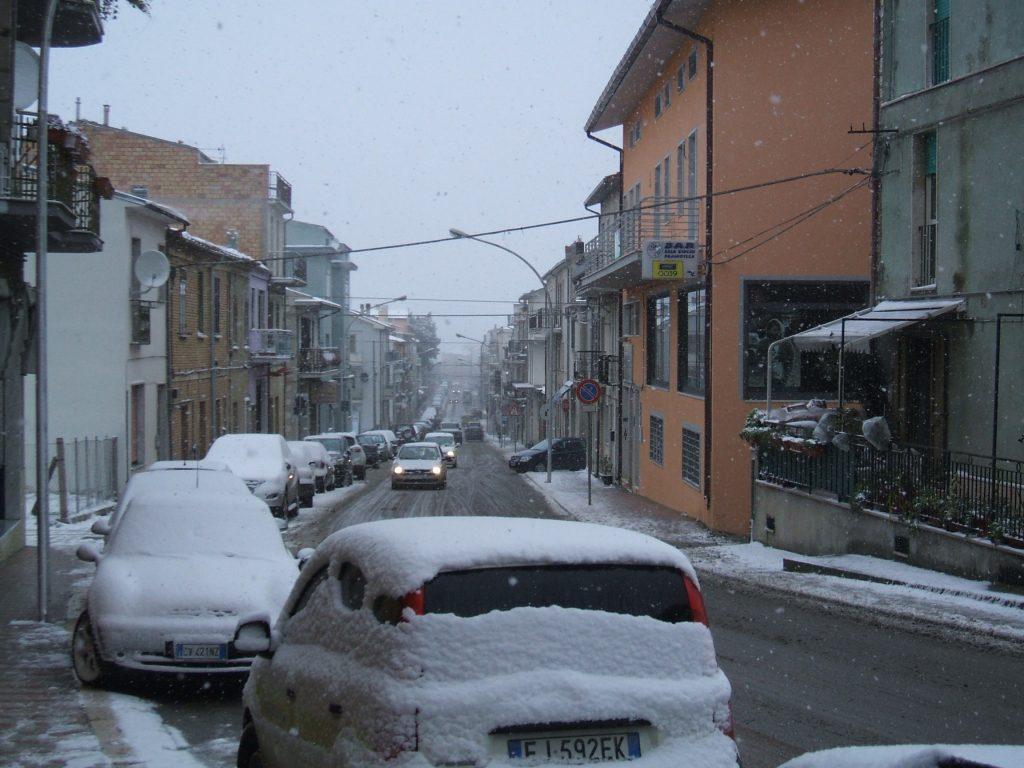 Trivento, inverno alle porte. Approvato il piano neve
