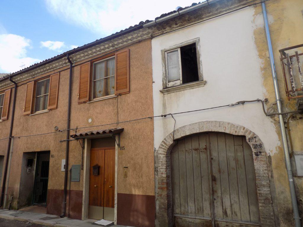 Edificio pericolante a Bojano, interviene il Comune