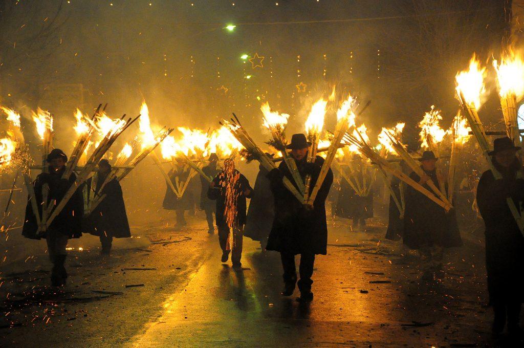 Tutto pronto ad Agnone per il più grande spettacolo del fuoco