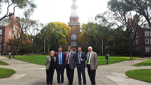 Accordo fra Unimol e Brooklyn College «Attenzione all'internazionalizzazione»