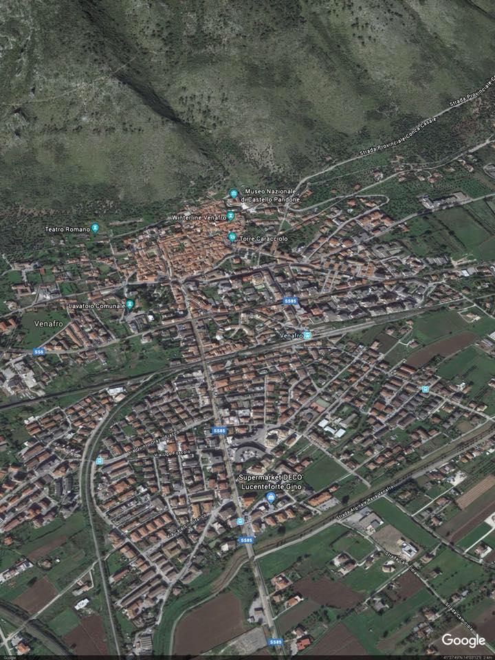 Escalation di furti a Venafro: nasce la ronda on-line