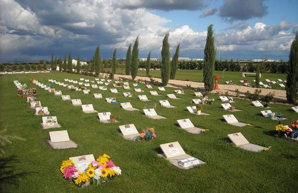 A Termoli un cimitero degli animali domestici