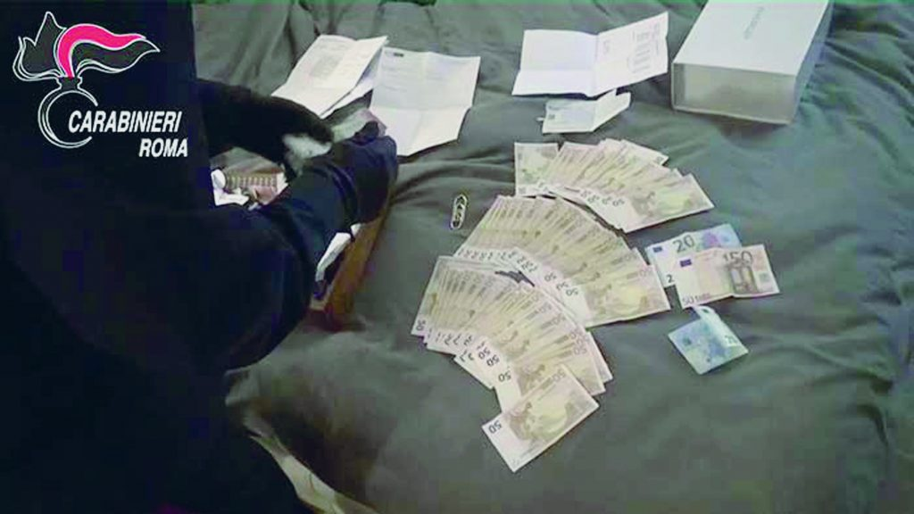 Fatture false per 'ripulire' denaro cinese, arrestati due molisani