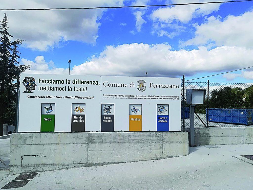 Differenziata a Ferrazzano, il Comune tira le somme
