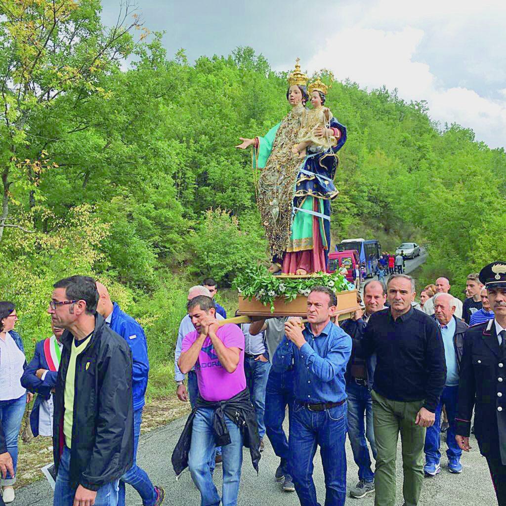 Furto dell'oro della Madonna a Roccasicura, chiesto il processo per il prete