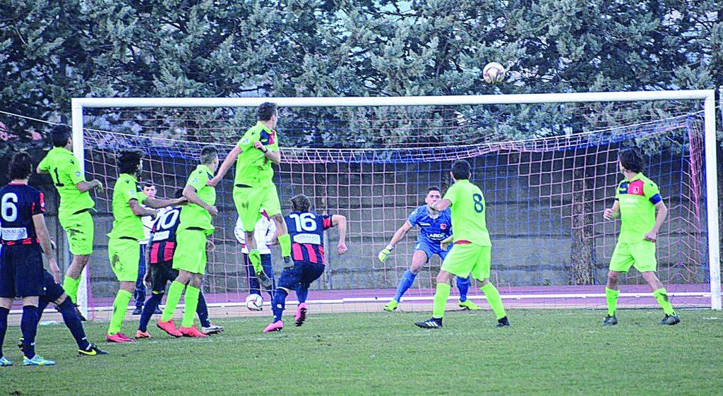 Campobasso, un altro 3-0 in casa del Fabriano Cerreto