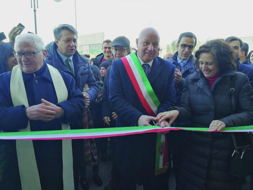 Confortevole e sicura, la nuova Montini di Campobasso apre i cancelli