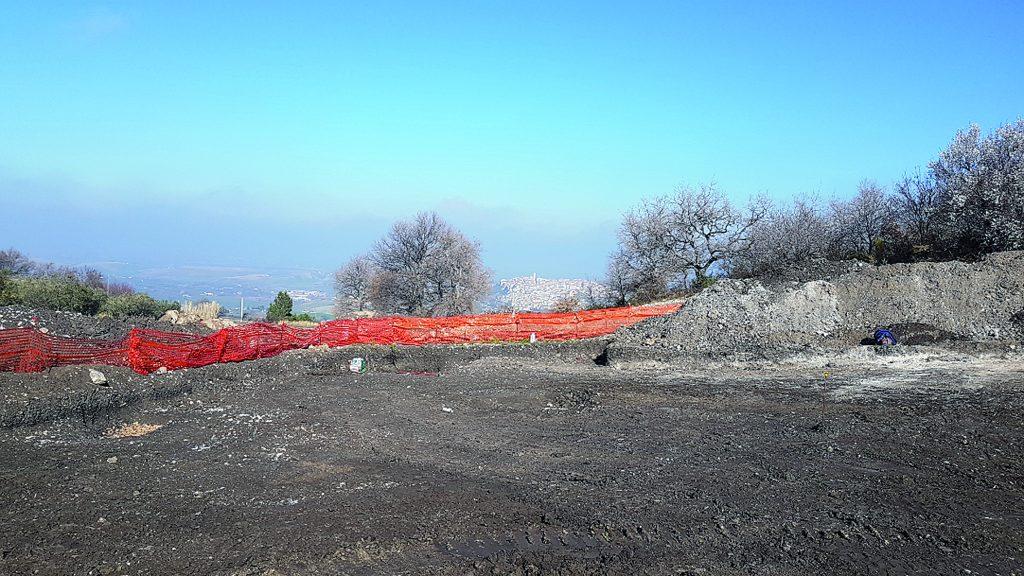 Necropoli scoperta a Montenero, diverse le tombe antiche