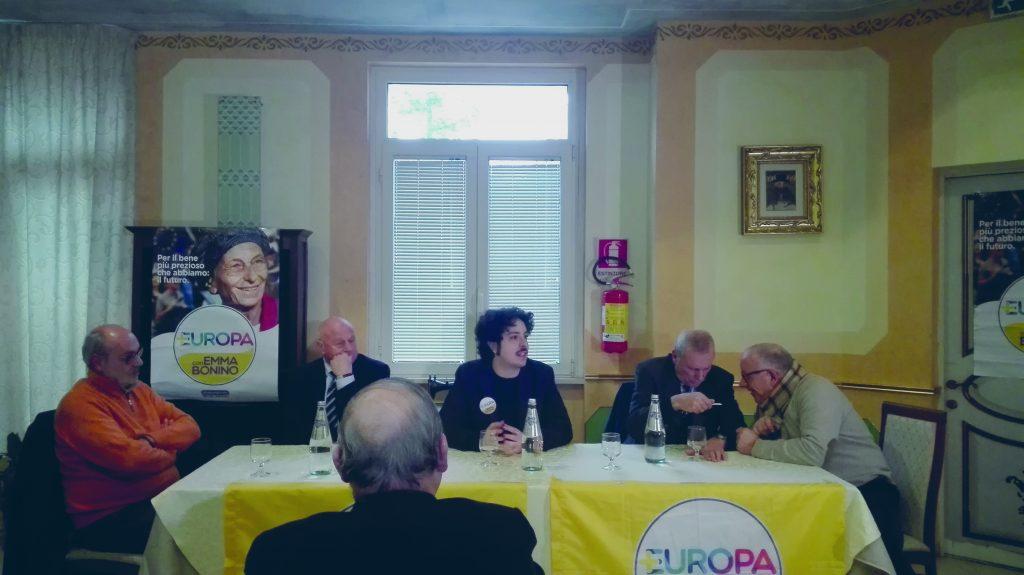 +Europa, una proposta in controtendenza «Saremo la sorpresa»