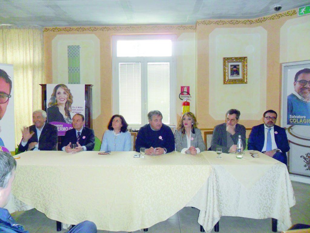 Civica popolare al debutto: «Ci mettiamo faccia e impegno»