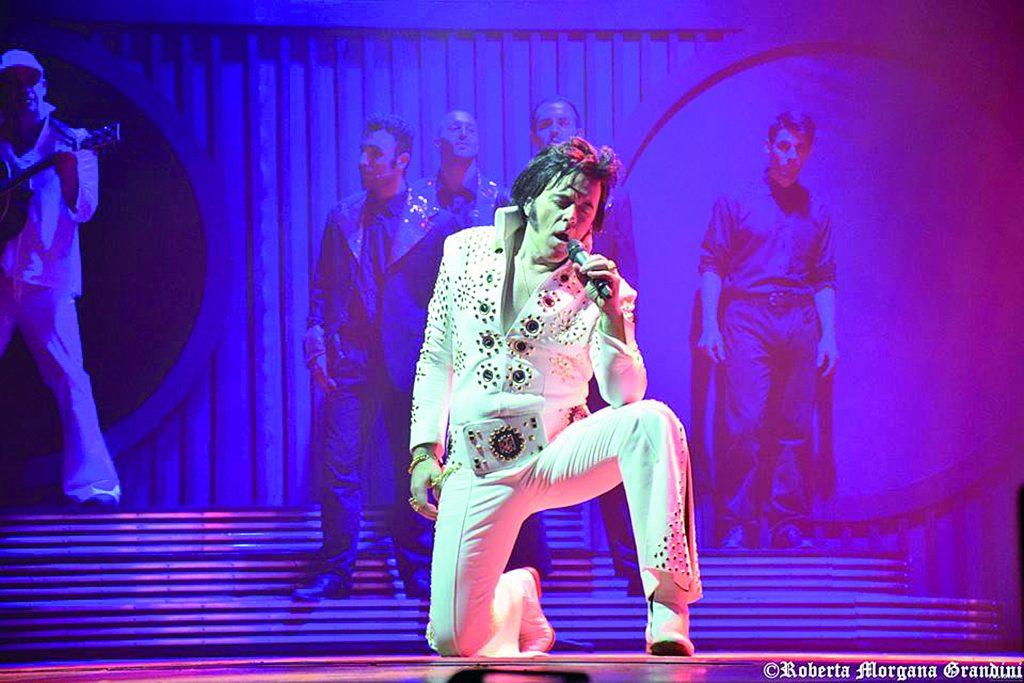 Isernia, l'auditorium è pronto ad accogliere il musical dedicato ad Elvis Presley