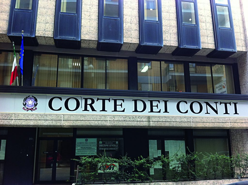 Acquedotto Molisano, la Corte dei conti recupera oltre un milione di euro
