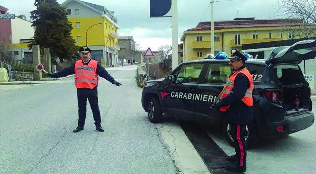 Criminale romano in fuga a Frosolone sorpreso e arrestato dai Carabinieri