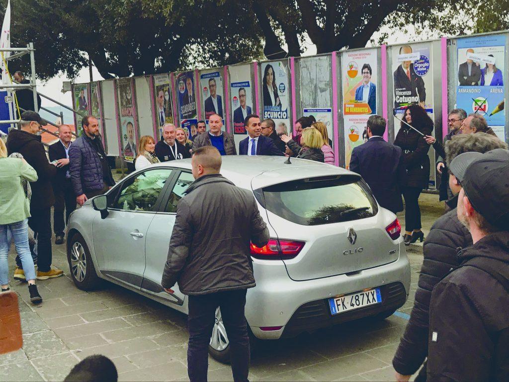 Voto, Di Maio abbassa l'asticella «Non ha un valore nazionale»