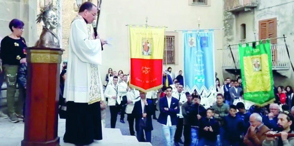 Carrese vietata a San Martino, il parroco «Un genocidio culturale contro le nostre tradizioni»