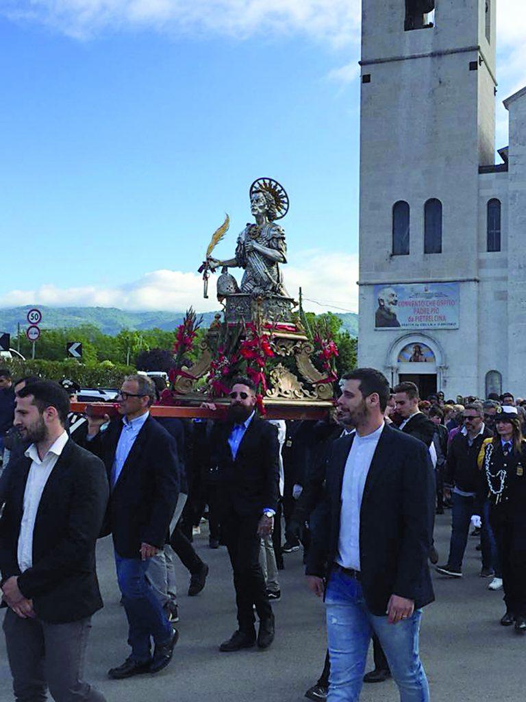 Sant' N'candriegl', a Venafro si apre il mese dei martiri