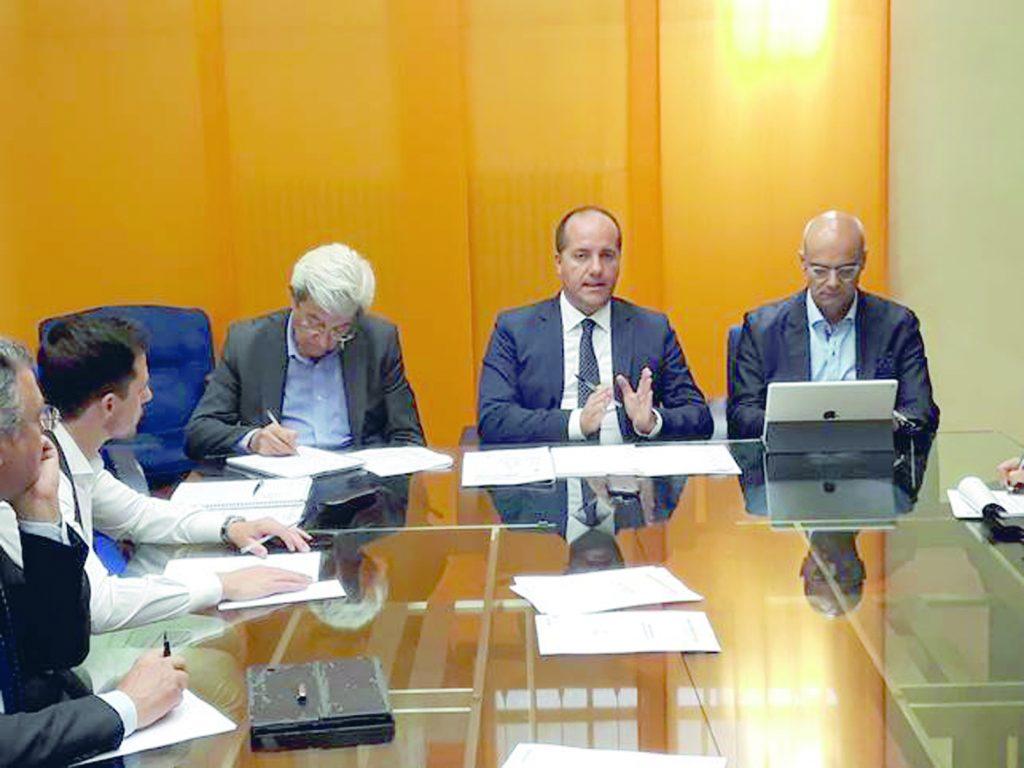 Capigruppo in seduta a Palazzo D'Aimmo, priorità alle nomine