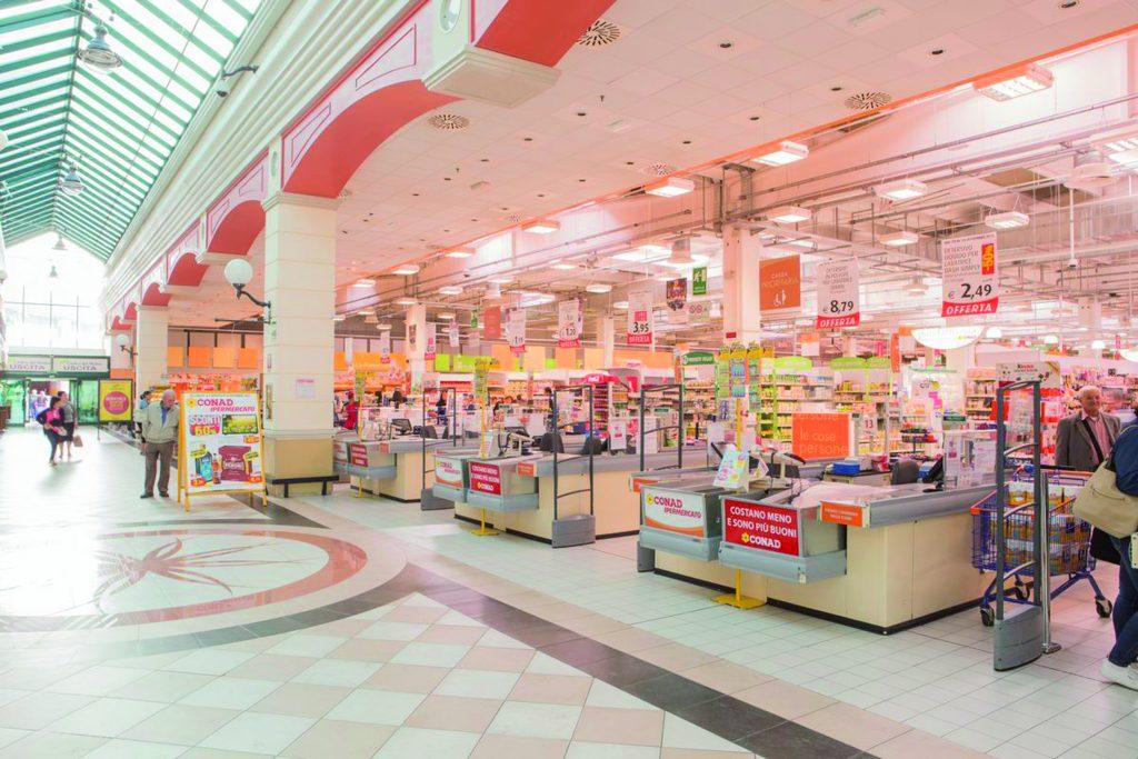 Ipermercato Conad a Campobasso, avviate le procedure di licenziamento collettivo