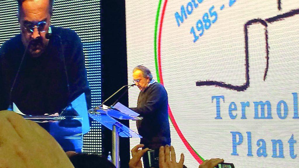 Fca, addio a Sergio Marchionne: sirene accese in segno di lutto