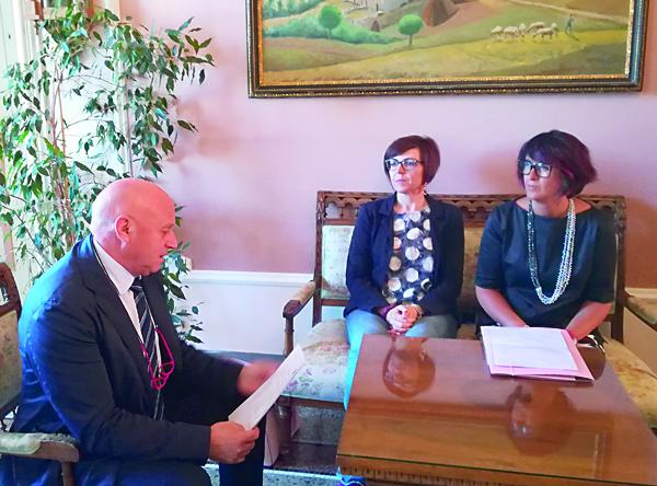 Partecipazione delle donne nella vita amministrativa, presentata la Consulta