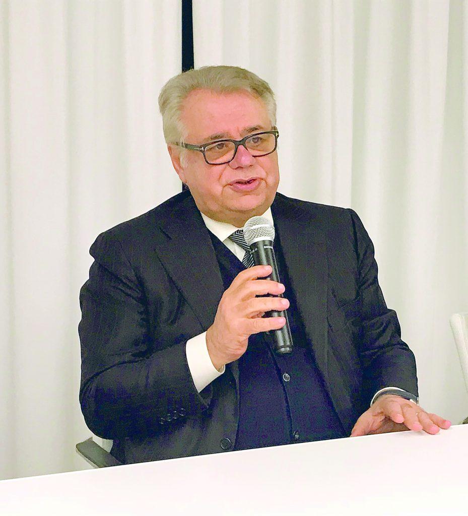 «Al Molise serve l'autostrada» Iorio insiste:l'opera va realizzata