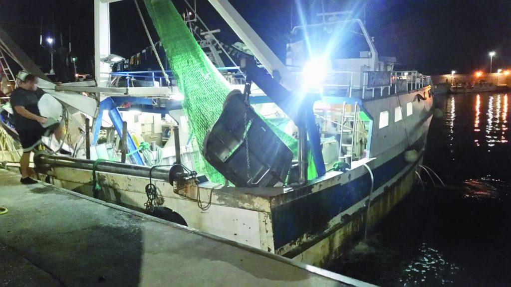 Fermo pesca, si parte: stop fino al 23 settembre