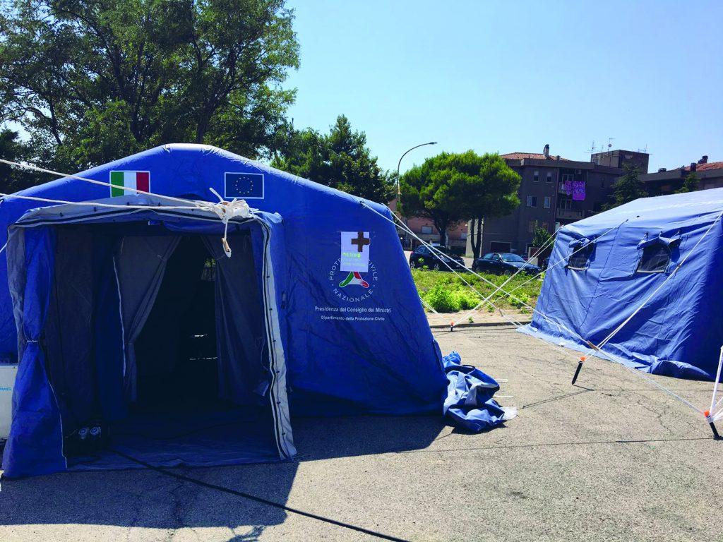 Sipem Sos Molise, a Guglionesi un sostegno psicologico per aiutare le comunità colpite dal sisma