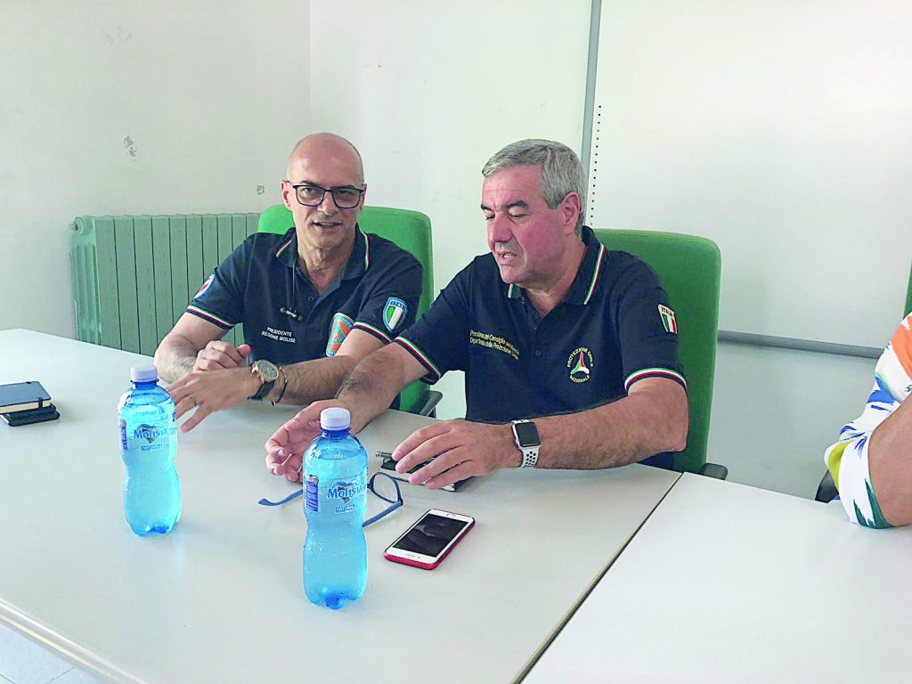 Borrelli nomina Toma commissario sul sisma