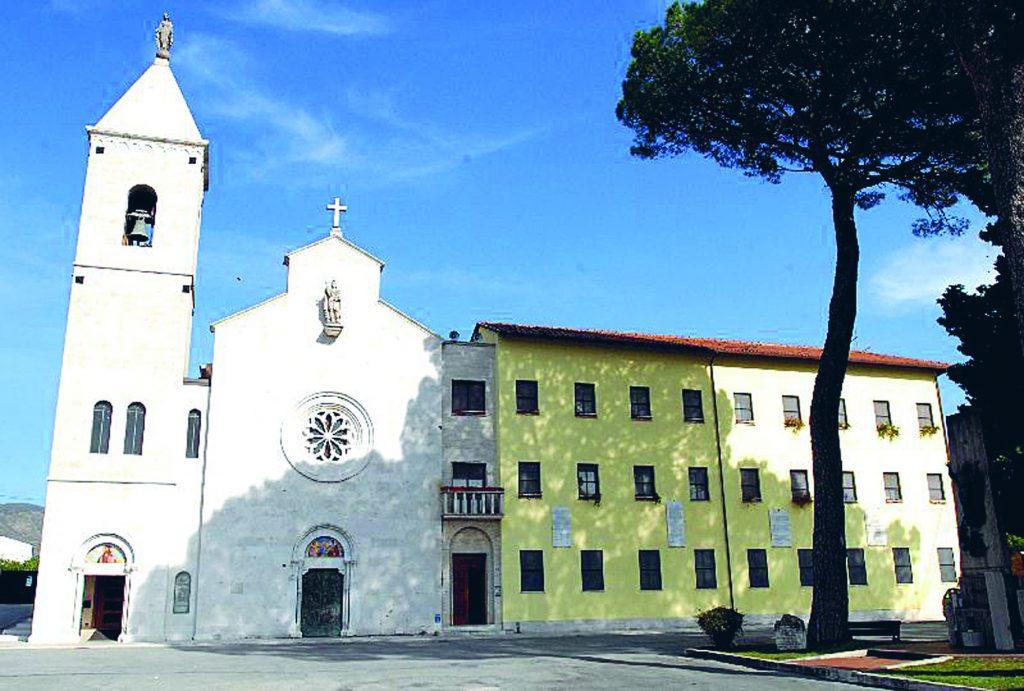 Venafro, furto sacrilego nel convento di San Nicandro:spariti 500 euro