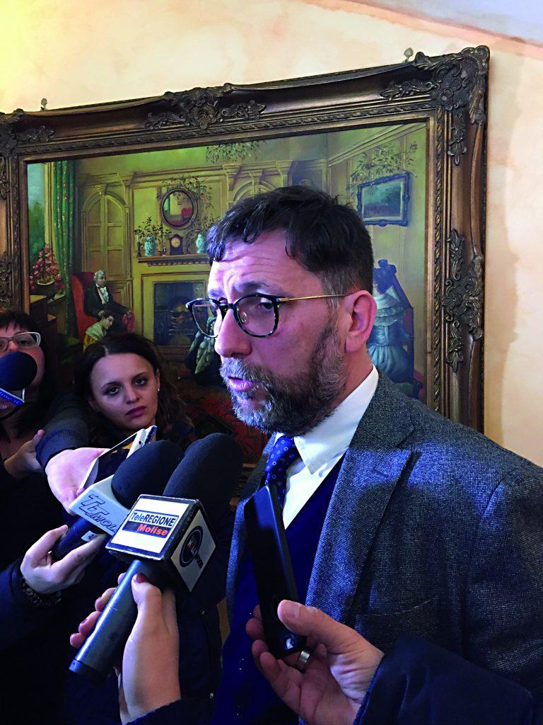Facciolla segretario, Ruta candidato sindaco: prove di intesa nel Pd