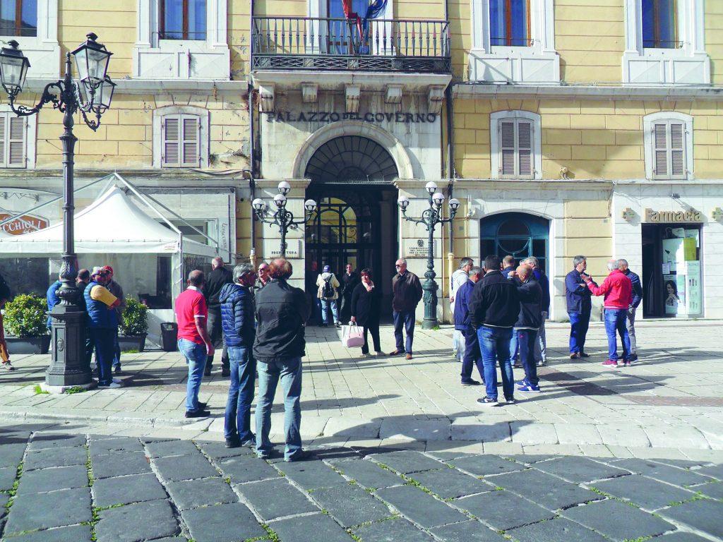 Cig in scadenza, lavoratori Gam convocati da Mazzuto