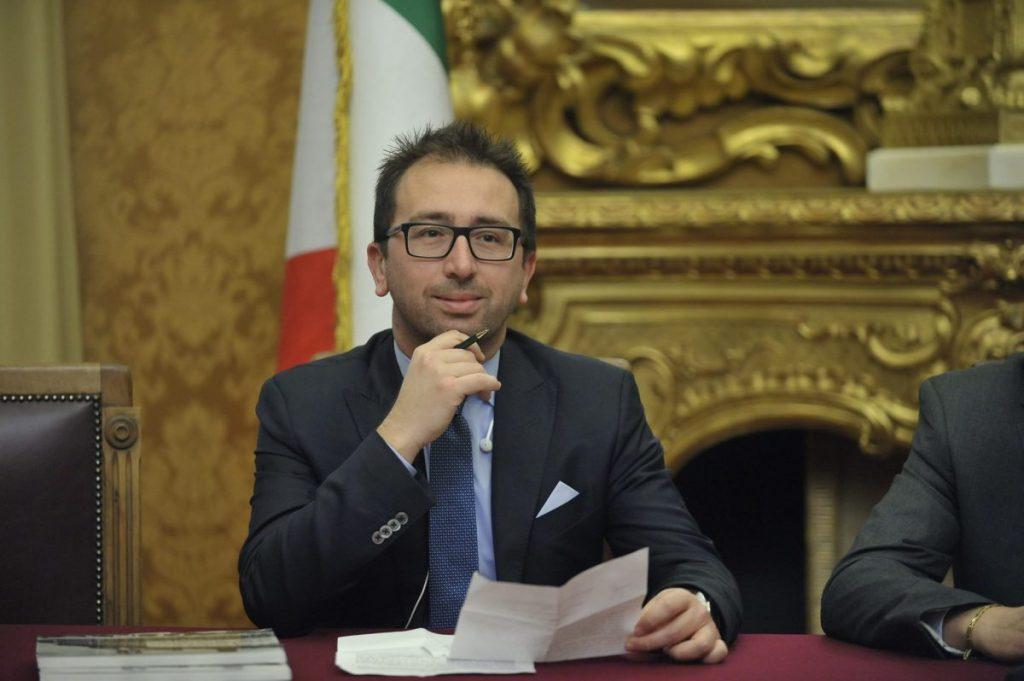 Vittime dei disastri, un ddl al ministro Bonafede: domani il Guardasigilli a San Giuliano