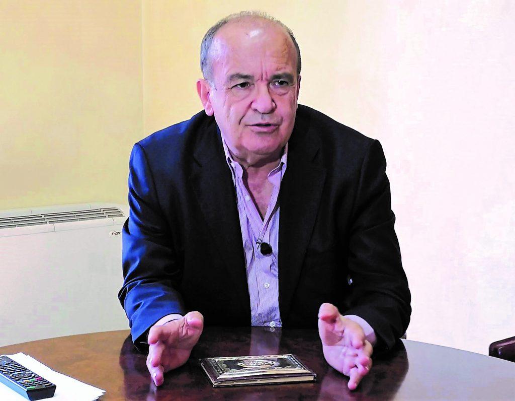 Inquinamento, il sindaco di Montaquila Marciano Ricci rilancia la lotta: troppi cittadini malati