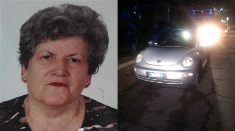 Deceduta a Chieti Lina Potalivo, oggi si farà l'autopsia