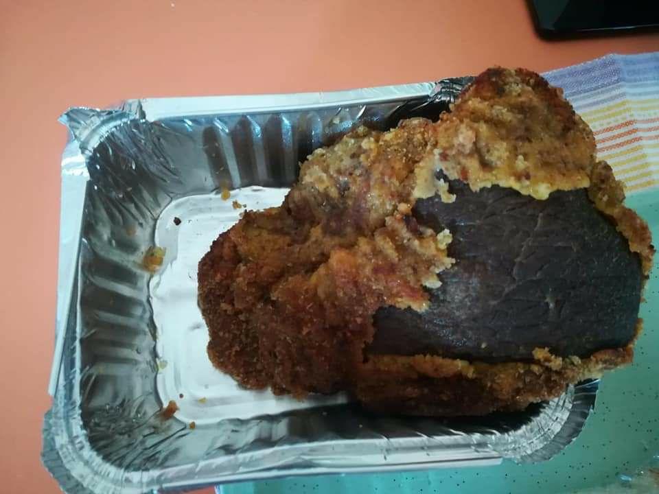 «Carne avariata» al San Timoteo di Termoli, la foto su Facebook è virale
