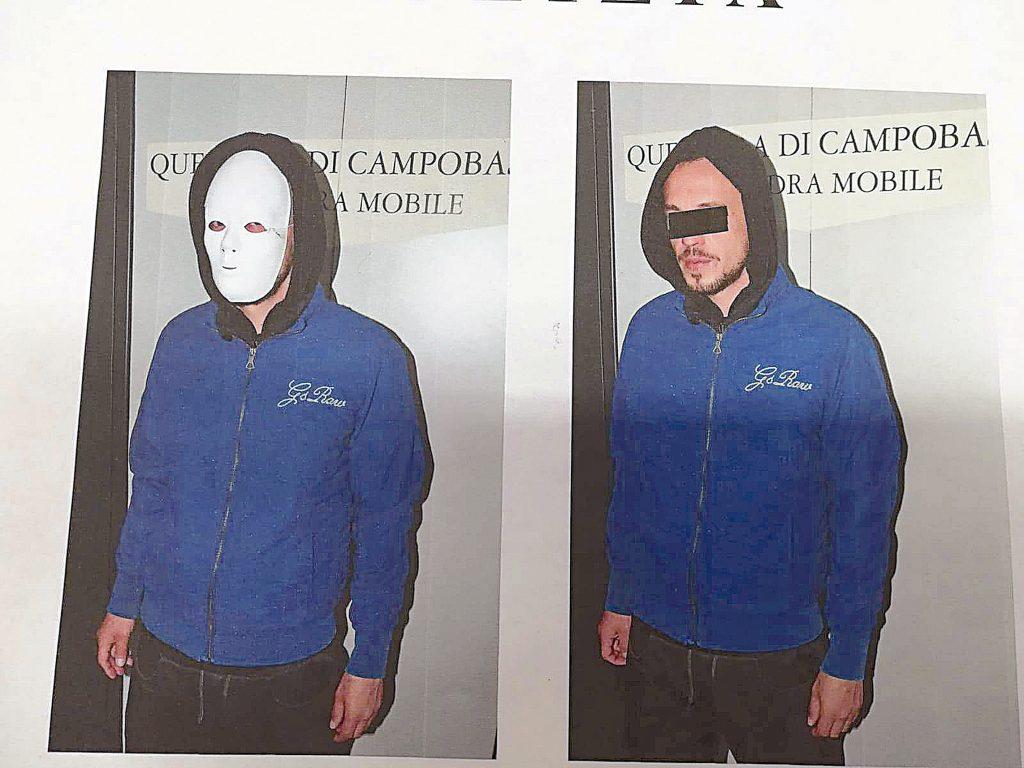 Campobasso, rapina all'Md di via Puglia: Sergio Copalucci resta in carcere