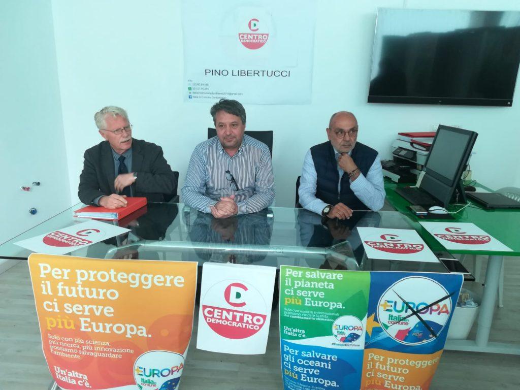 Campobasso, Pino Libertucci rinuncia alla corsa a sindaco e converge nel centrosinistra