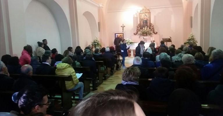 Termoli, quarto pellegrinaggio alla Madonna a Lungo