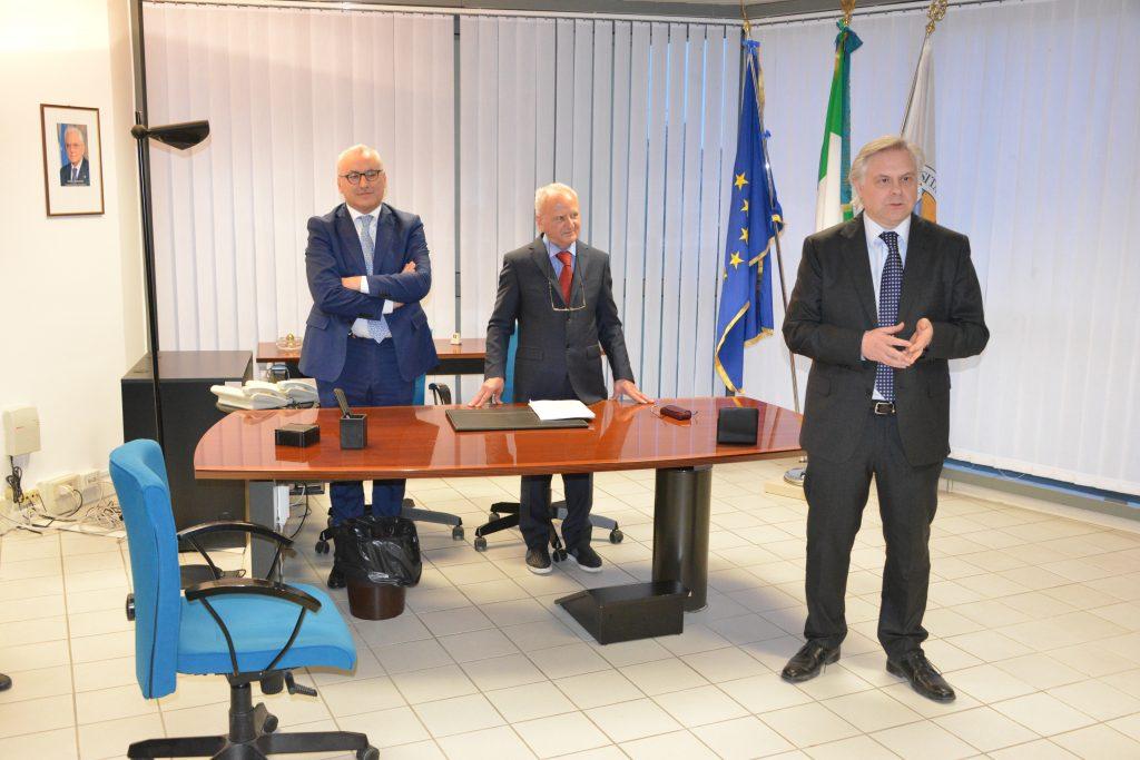Brunese 'ufficialmente' rettore: «Partiamo a maggio ma avremo risultati già nel 2019»