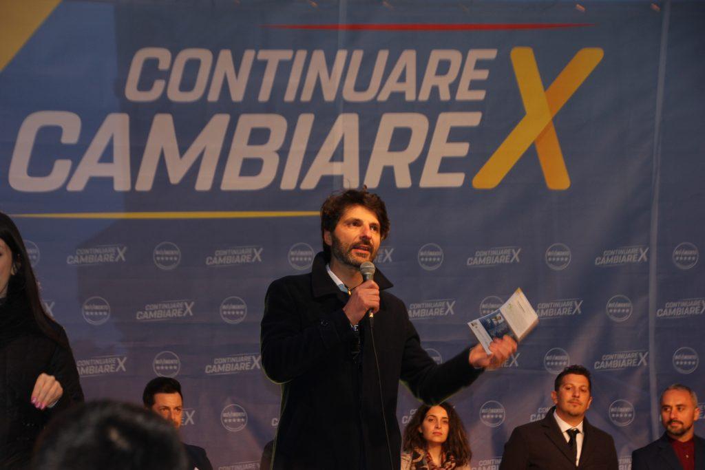 Gravina si appella agli elettori: «Per cambiare basta non votare sempre gli stessi»