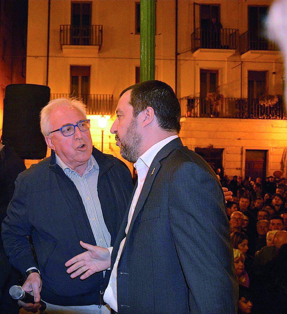 Lega al bivio, Salvini torni in Molise e si confronti con la base