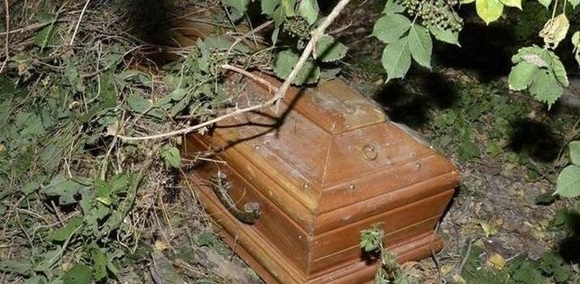 Bara con resti umani buttata giù dal ponte, è giallo a Castelmauro