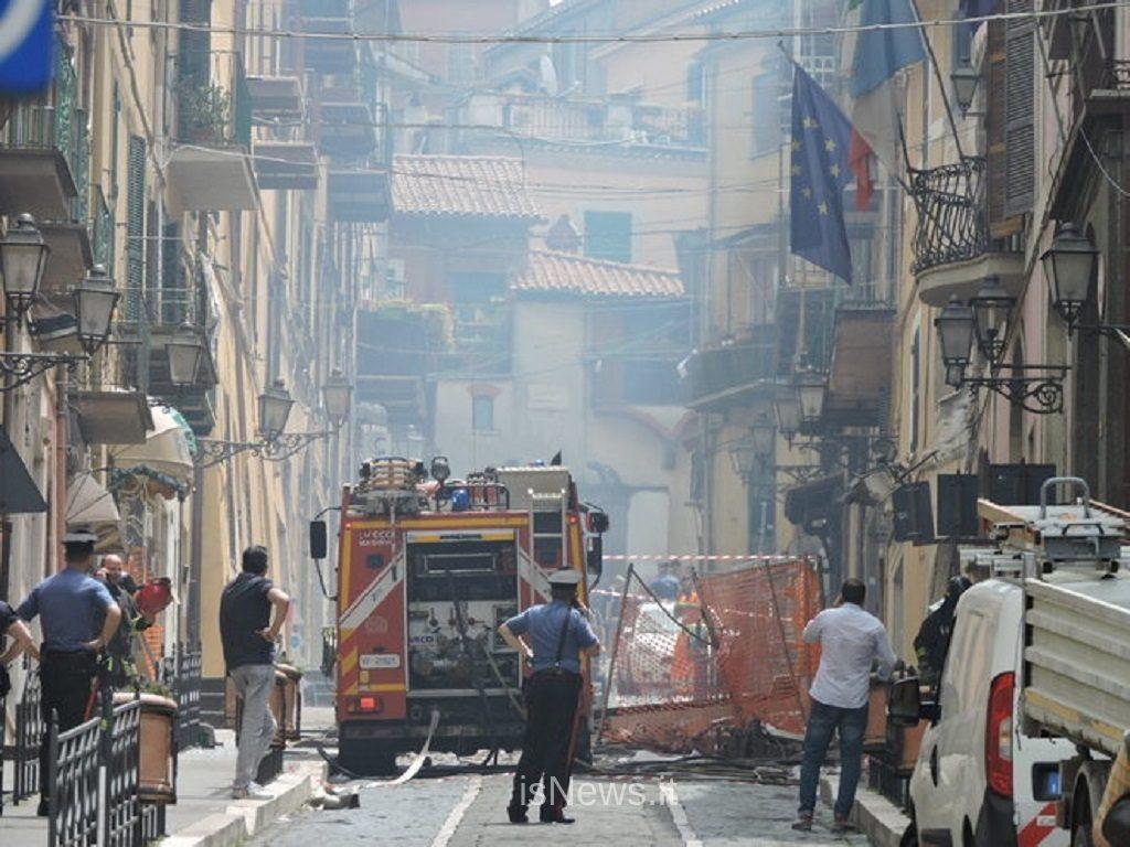 Crollo a Rocca Di Papa, gli operai isernini si difendono: «Non siamo fuggiti»