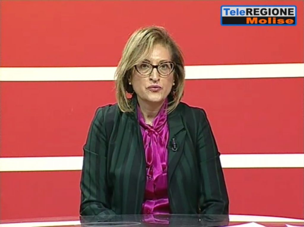 Campobasso, la candidata leghista replica: «Inutile farsi la guerra nei talk»
