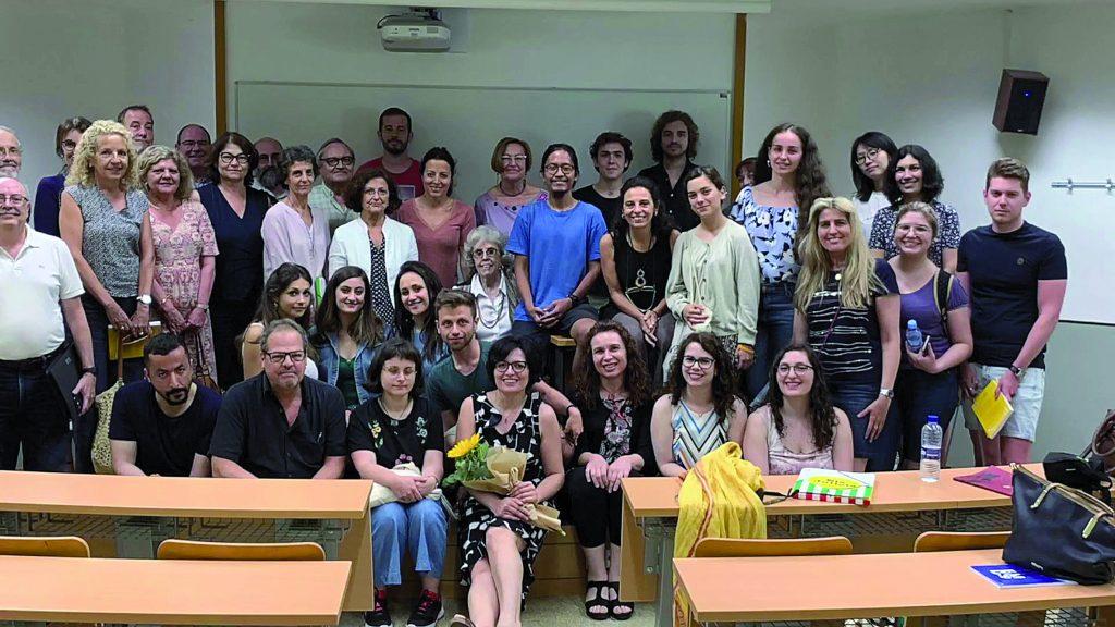 Dall'Unimol a Barcellona per la storia del Mediterraneo, conclusa l'esperienza formativa della summer school