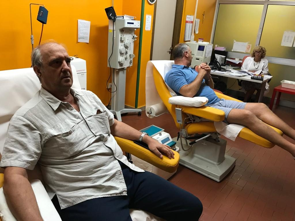 Isernia, emergenza sangue: appello ai donatori
