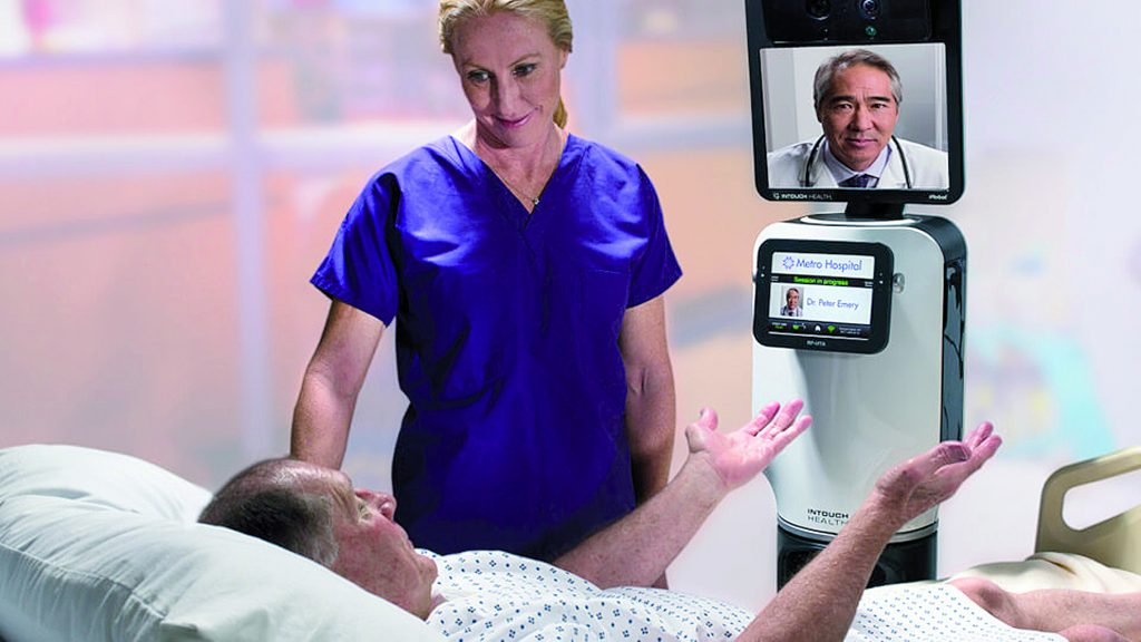 Trombolisi, diagnosi a distanza: l'Asrem acquista due robot